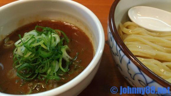 麺屋高橋のつけ麺醤油