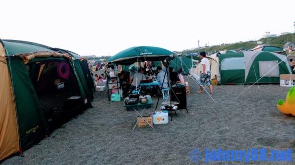 留萌ゴールデンビーチ砂浜サイト