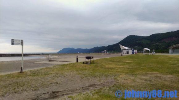 豊浦海浜公園人気エリア