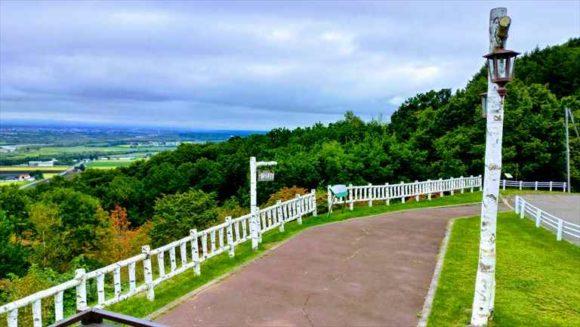 十勝川温泉展望台