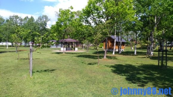 ベルパークちっぷべつ公園キャンプ場