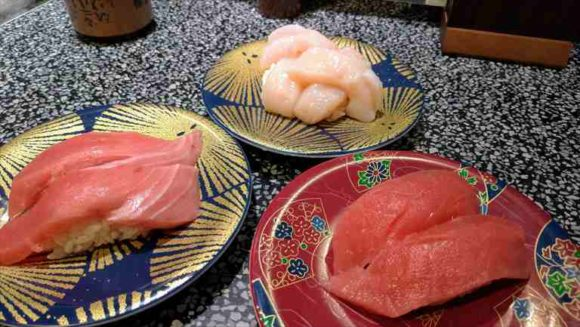 根室花まるのおすすめ寿司