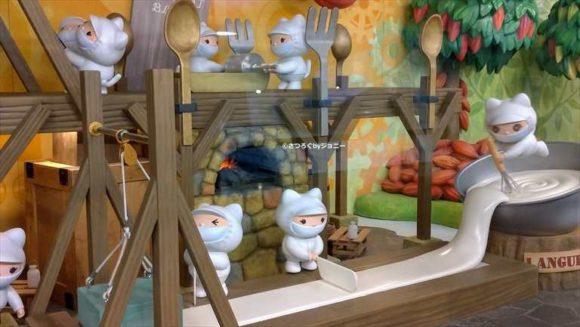 白い恋人パークおすすめ楽しみ方⑤チョコトピアファクトリー(有料)
