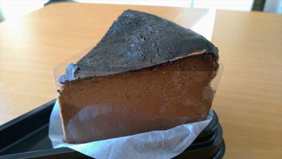 コッコテラスおすすめ⑤バスクチーズショコラ