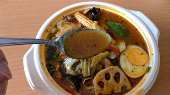 カレー食堂心のスープカレー