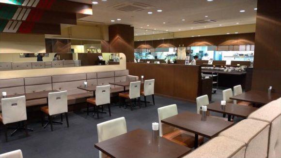 リッチモンドホテル札幌大通の朝食会場