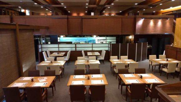 ホテルオークラのレストラン