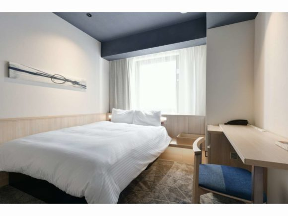 ベッセルホテルカンパーナすすきのの客室