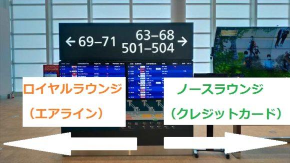 新千歳空港国際線ラウンジの行き方