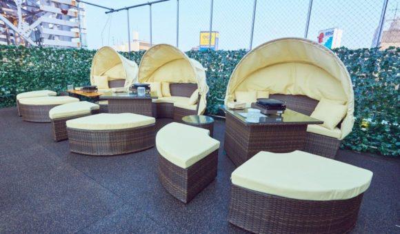 The Resort - ザ・リゾート - Pivot Rooftop Beer Garden店内画像