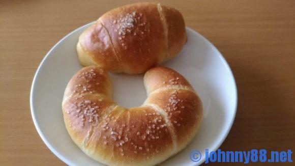 ロイズの塩パン食べ比べ