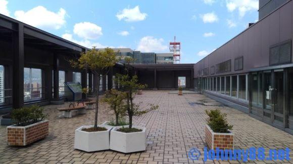 札幌市役所19階展望回廊画像