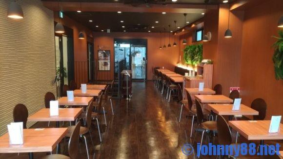 MAX CAFE札幌すすきの店2階席