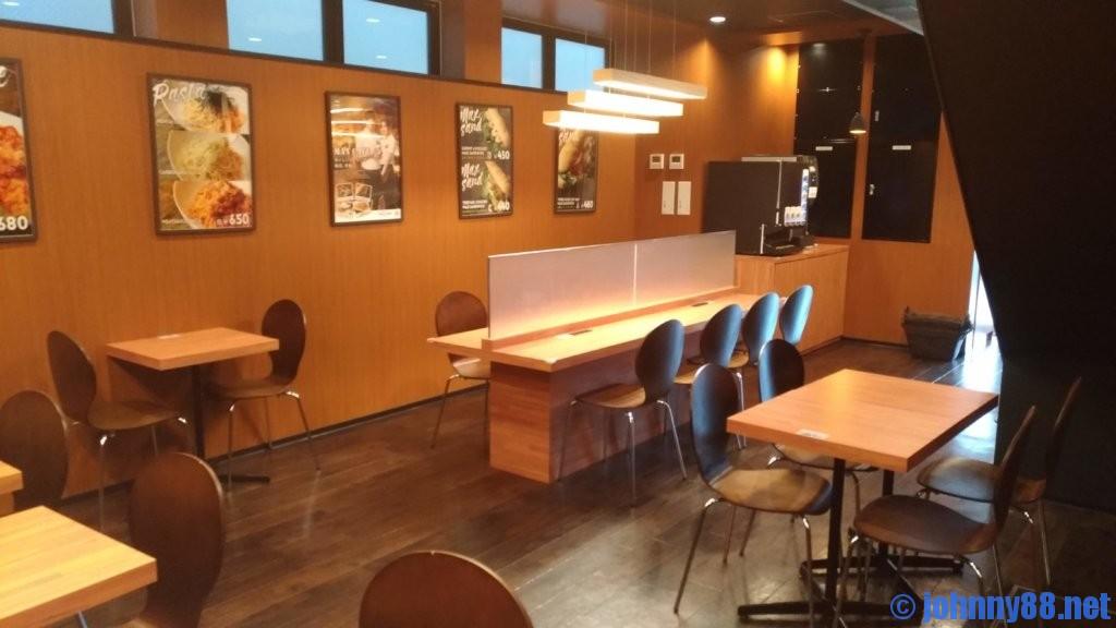 マックスカフェ札幌すすきの店店内画像