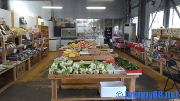 学べる農産物 直売所とまとま店内画像
