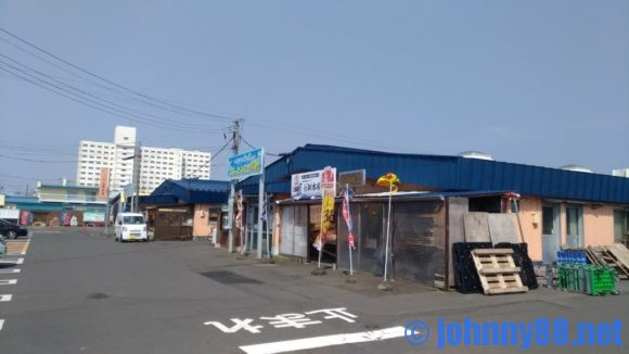 海の駅ぷらっとみなと市場外観画像