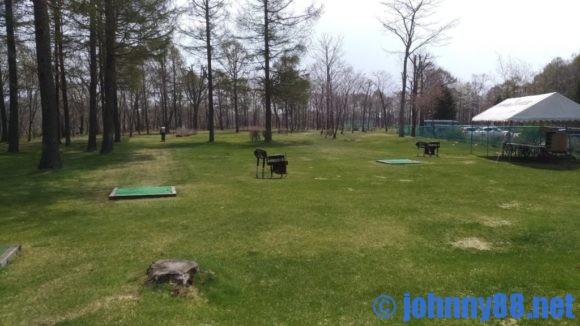 オートリゾート苫小牧アルテンのパークゴルフコース