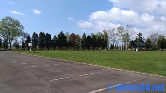 鶴沼公園キャンプ場フリーテントサイト
