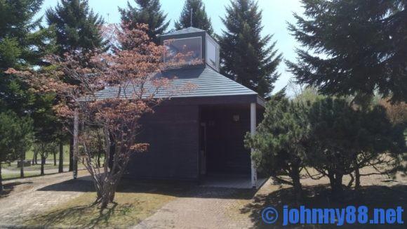 オートリゾート滝野キャビンAトイレ