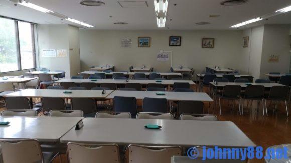 札幌東区役所食堂内画像