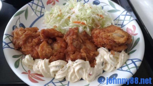 札幌東区役所食堂日替わりランチ定食