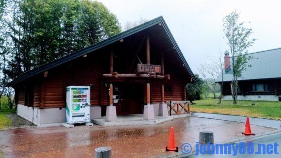 森林公園びふかアイランドの多目的トイレ