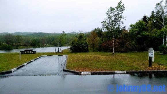 森林公園びふかアイランドオートキャンプ場