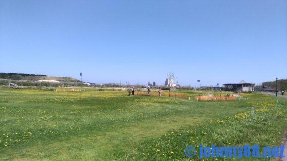 北海道立宗谷ふれあい公園パークゴルフ場