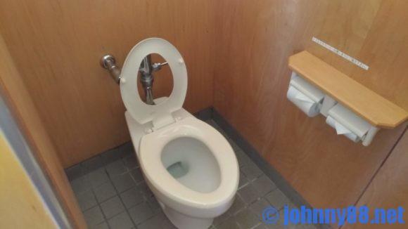フリーサイトのトイレ
