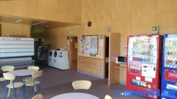 北海道立宗谷ふれあい公園オートキャンプ場のキャンパーズハウス