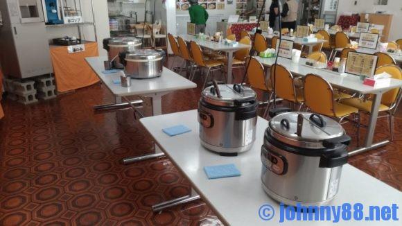 豊平区役所食堂