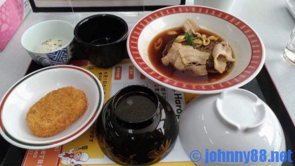豊平区役所食堂の日替わりランチ