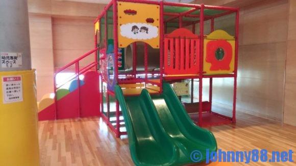 ちっくるの幼児専用スペース