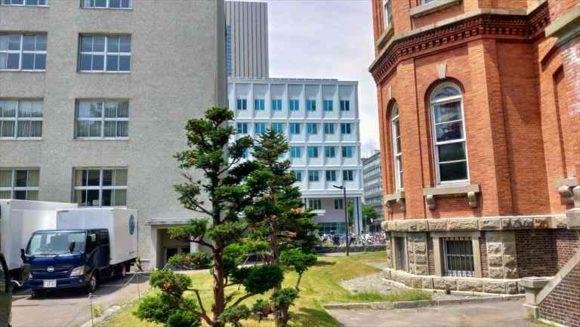 北海道議会食堂への行き方