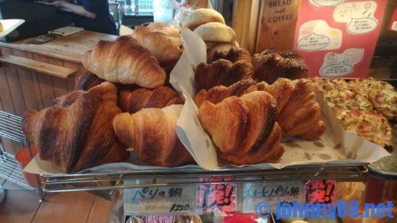イソップベーカリーのクロワッサン「パリの朝」