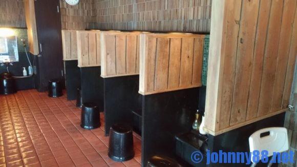 ドーミーイン稚内の大浴場
