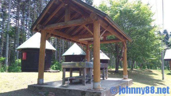旭川市21世紀の森キャンプタルハウス