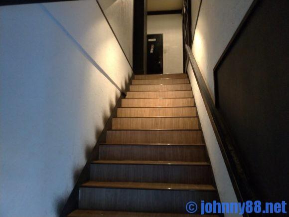 ジンギスカン十鉄の階段