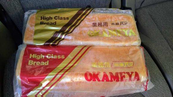 おかめやの食パン比較