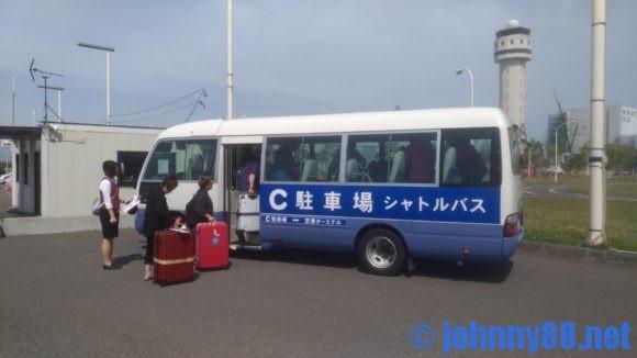 新千歳空港送迎バス