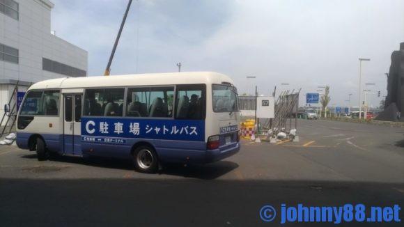 新千歳空港国際線67番バス乗り場