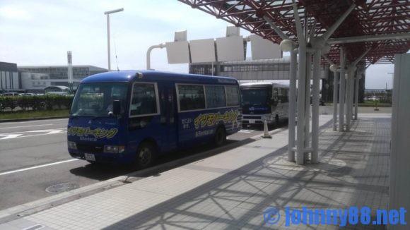新千歳空港国内線30番乗り場