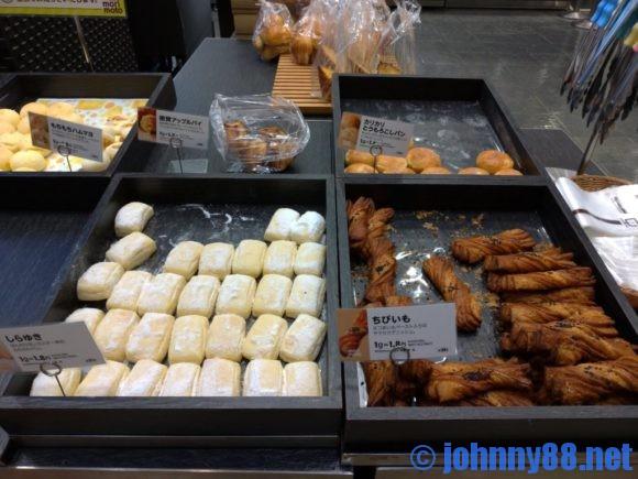 もりもとの量り売りパン