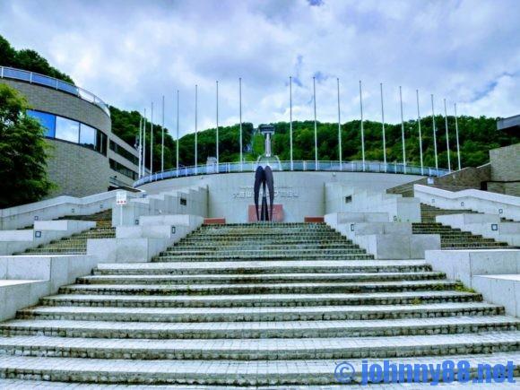 大倉山ジャンプ展望台