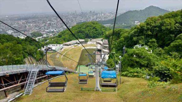 大倉山展望台リフト