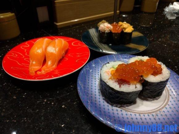 函太郎の寿司