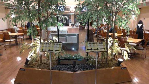 新千歳空港エアターミナルホテル朝食ブッフェ