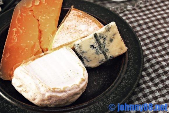 北海道産のチーズ