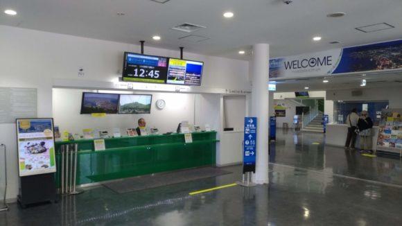 函館山ロープウェイ山麓駅