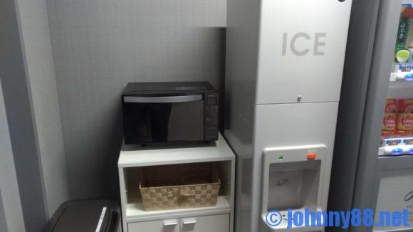 センチュリーマリーナ函館製氷機